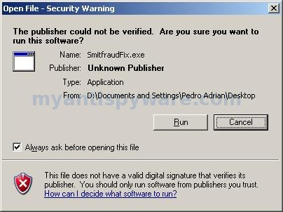 smitfraudfix-security-warning