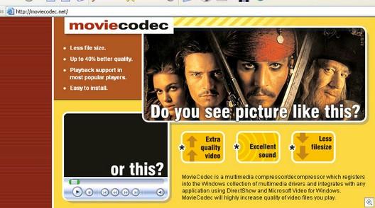 MovieCodec