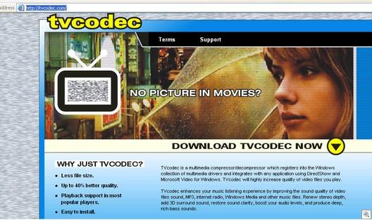 tvcodec.com
