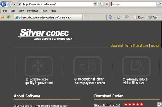 SilverCodec