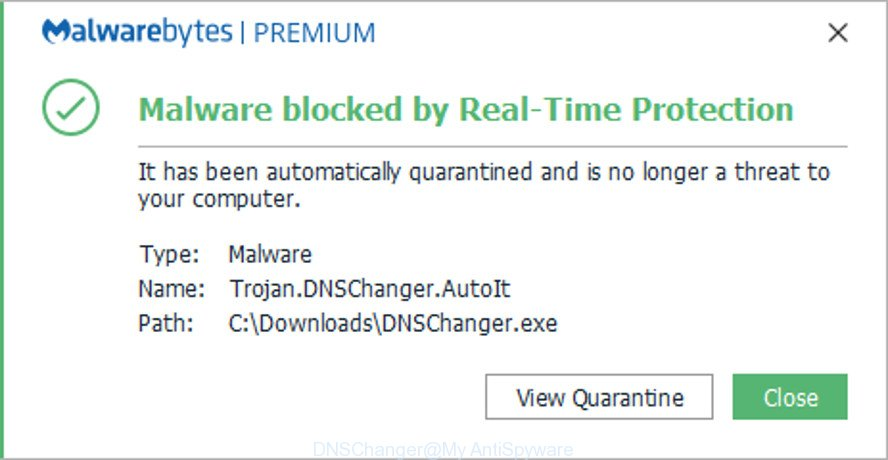 malwarebytes google chrome trojan