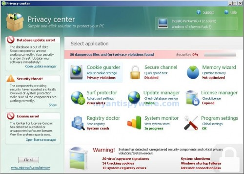 privacycenter