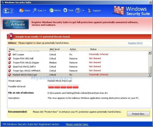 Windows_Security_Suite_scan_results