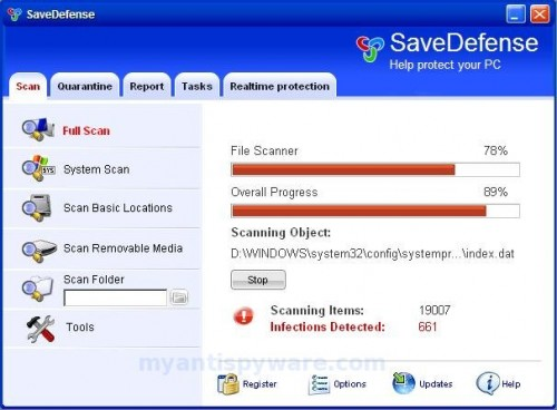 SaveDefense_scan