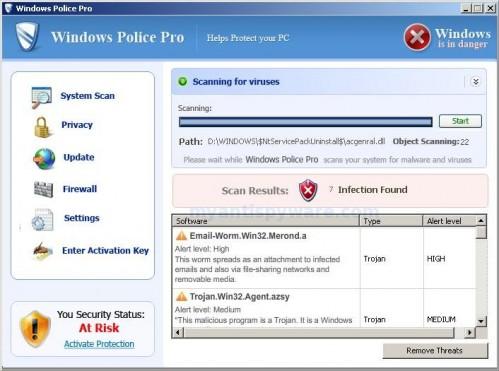 WindowsPolicePRO