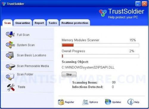 TrustSoldier