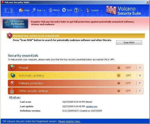 VolcanoSecuritySuite