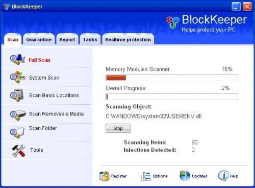 BlockKeeper
