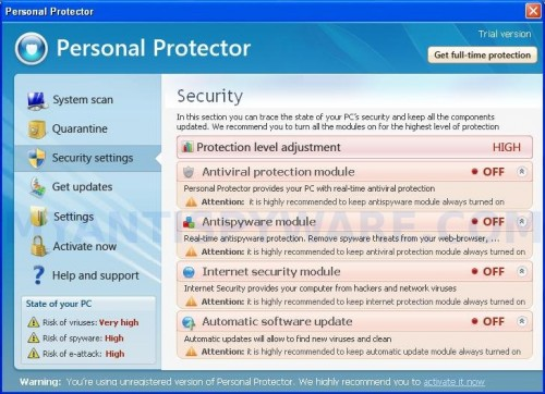 Personal_Protector