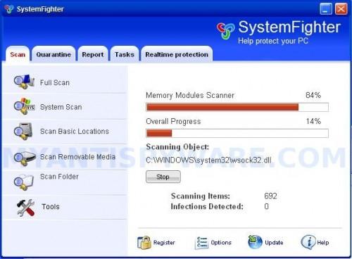 SystemFighter