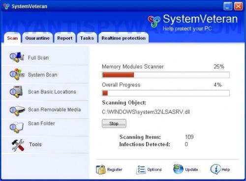 SystemVeteran