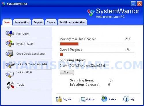 SystemWarrior