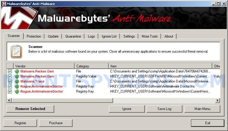 How to remove setupupdater0000.exe malware