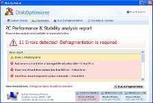 How to remove Disk Optimizer virus