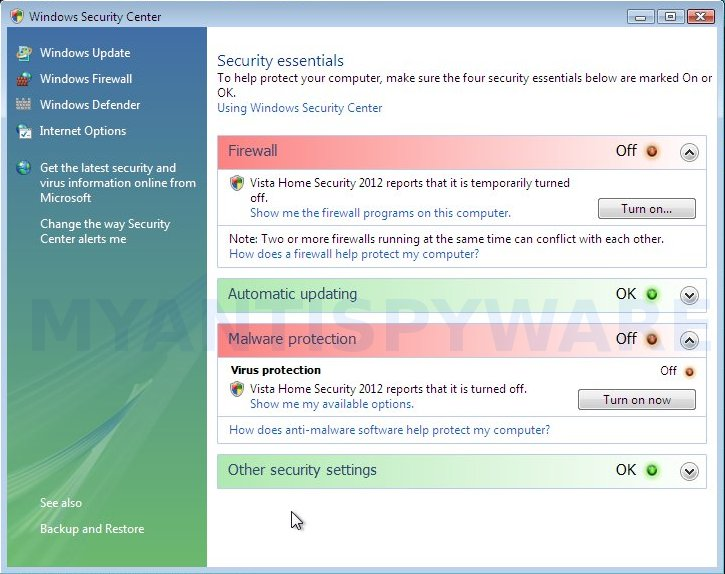 How To Update Microsoft Security Essentials (MSE)