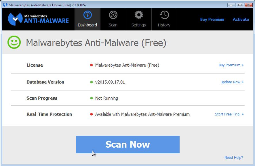My AntiSpyware