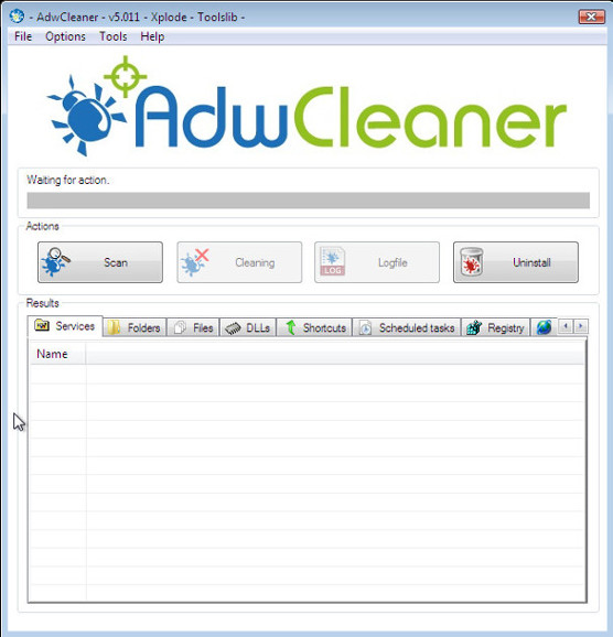 adwcleaner scanning for computer-error.net
