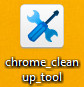 chrome cleanup tool icon