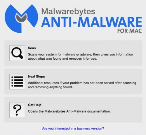 how to make malwarebytes run on startup