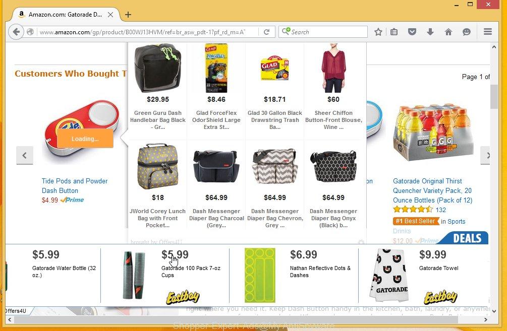 Shopper-Expert Ads