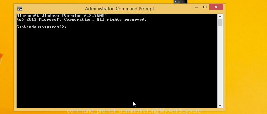 command prompt administrator