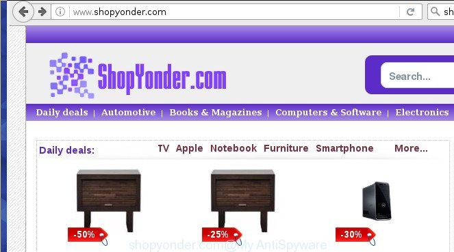 shopyonder.com