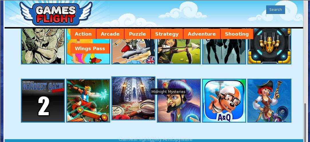 GamesFlight
