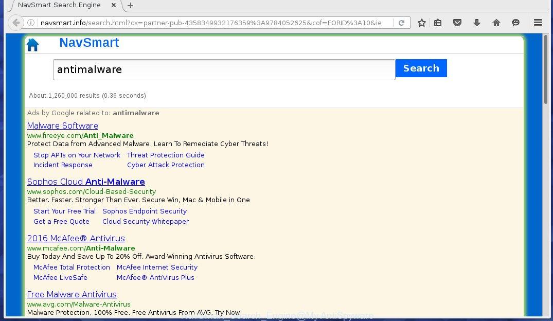 NavSmart Search Engine