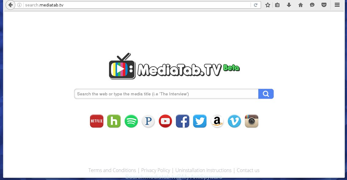 Search.mediatab.tv