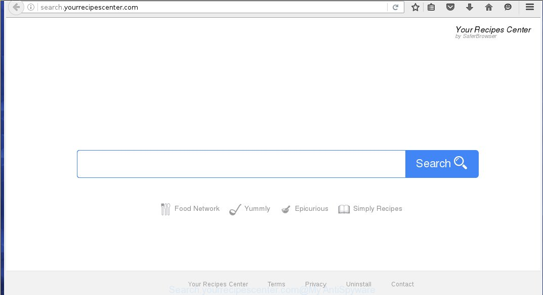 Search.yourrecipescenter.com