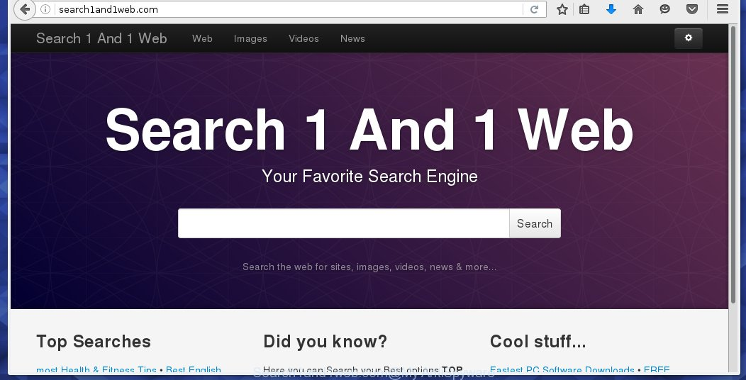 Search1and1web.com