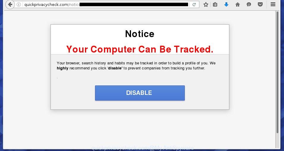 quickprivacycheck.com