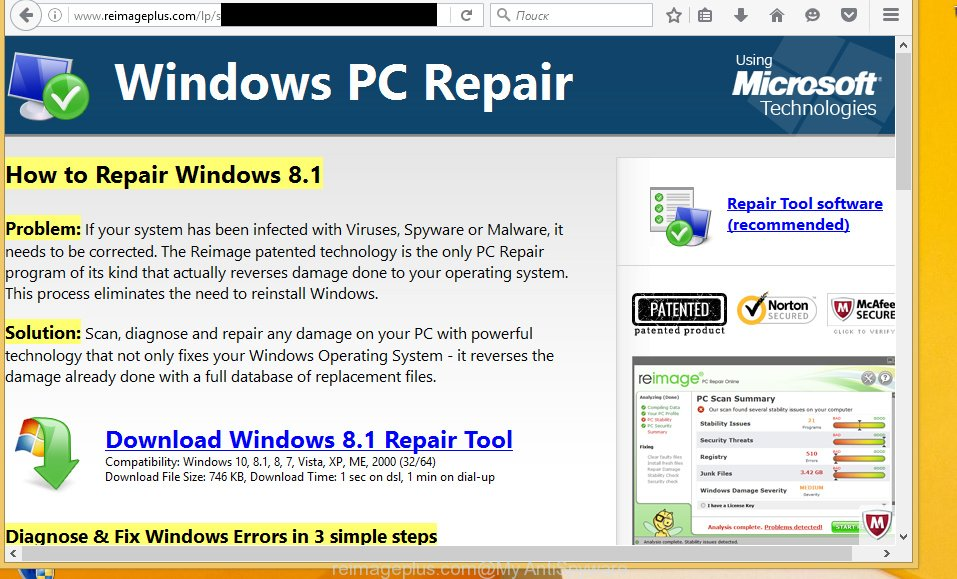 repair tool windows 10