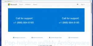 http://pop-helpline.in/test7/index-2.html - fake Microsoft Official Support System