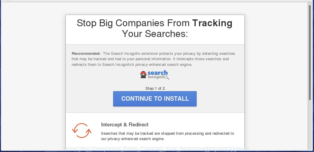 Stop Big Companies From Tracking Your Searches