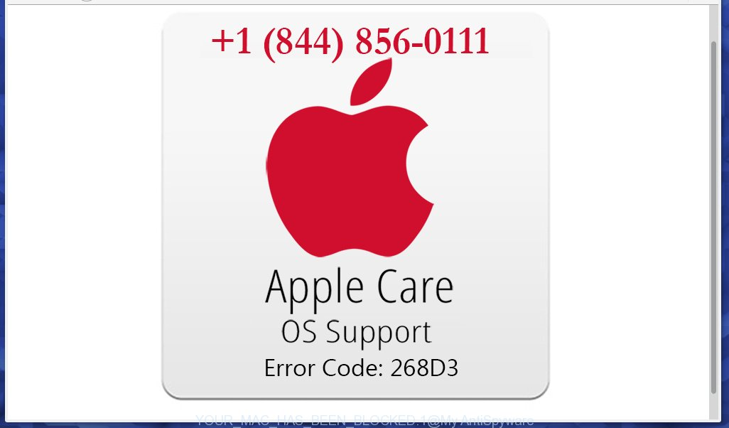 Fake Apple Care OS Support