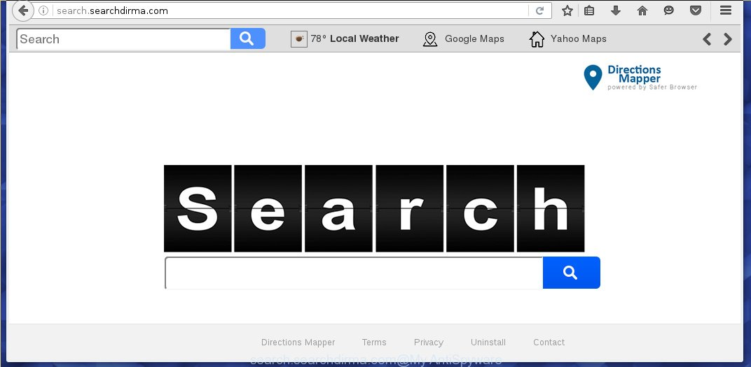 http://search.searchdirma.com/ - New Tab Search
