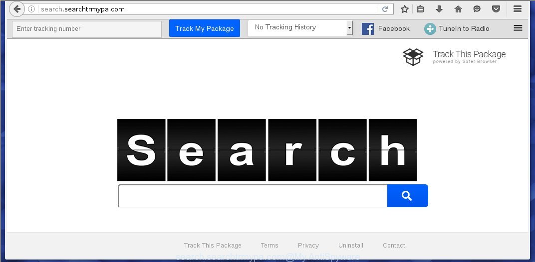 http://search.searchtrmypa.com/ - New Tab Search