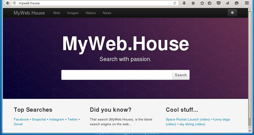 http://myweb.house/