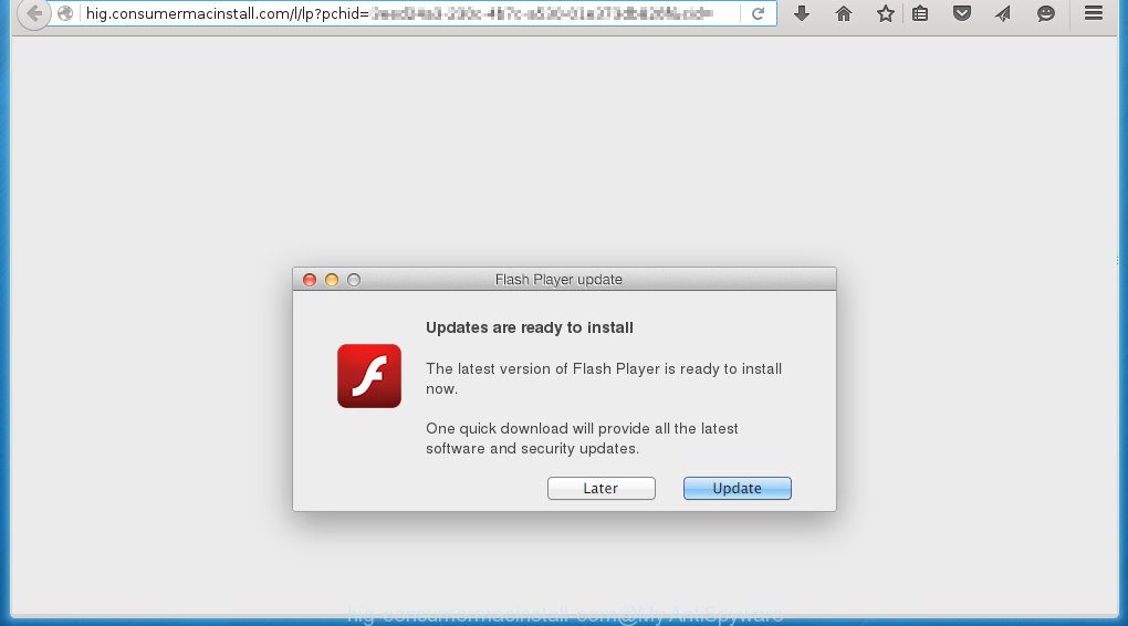 http://hig.consumermacinstall.com/ ... fake flash player update