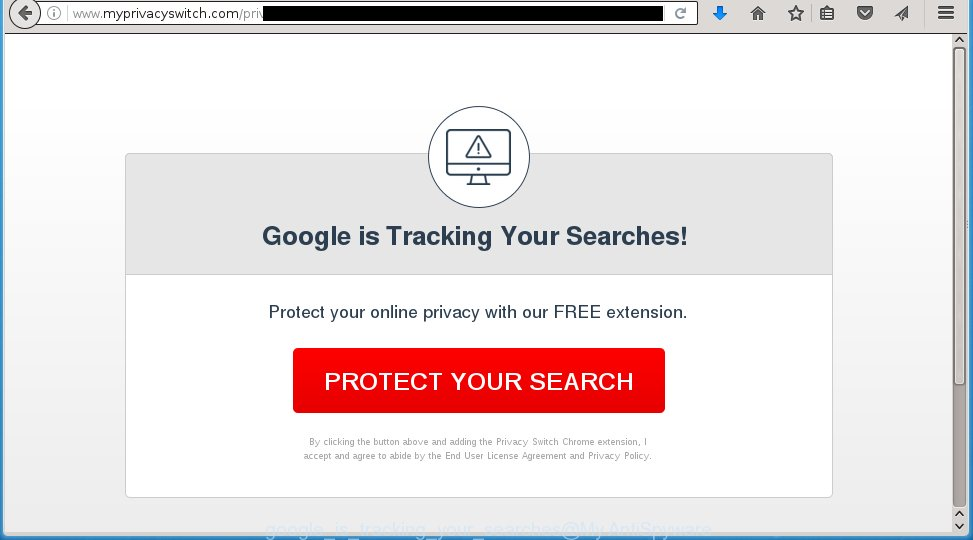 Google is Tracking Your Searches