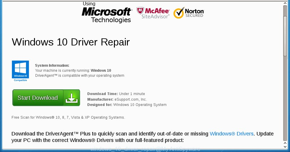 Windows 10 Driver Repair