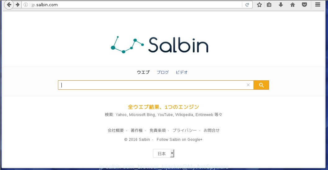 jp-salbin-com browser hijacker