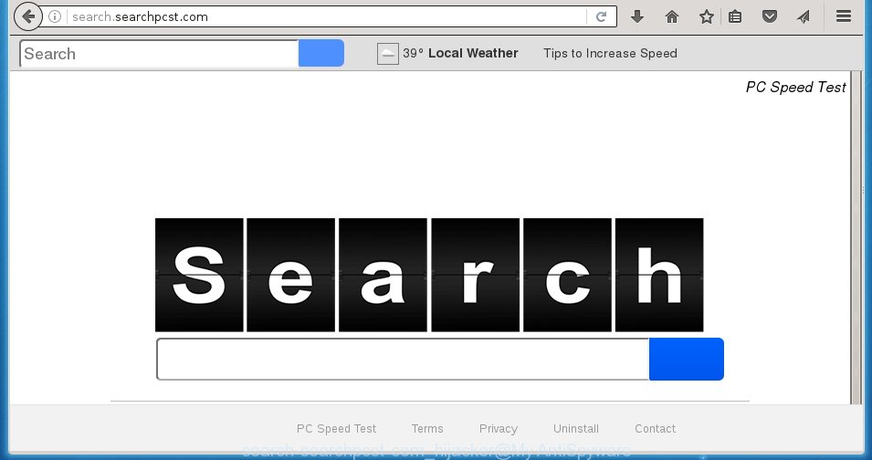 search-searchpcst-com hijacker