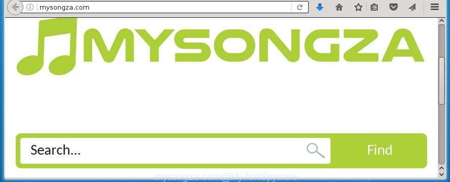 mysongza.com