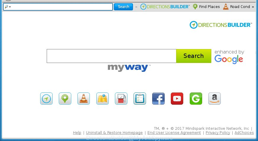 DirectionsBuilder by MyWay
