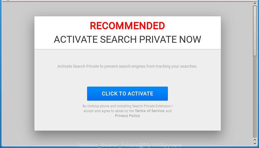 Activate Search Private