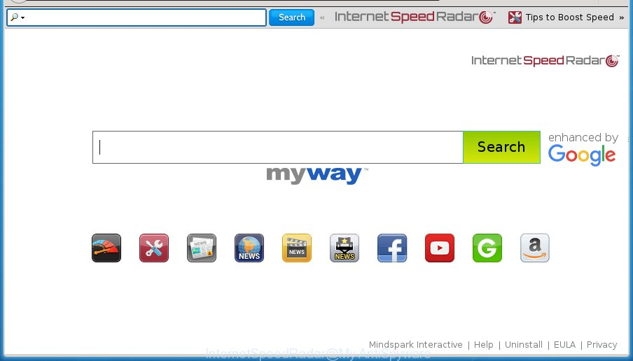 InternetSpeedRadar