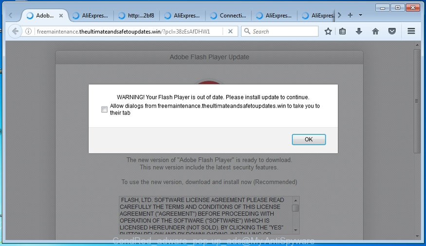 adware pop-up ads