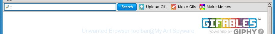 Unwanted Browser toolbar